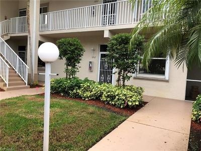 Estero Condo/Townhouse Pending With Contingencies: 20671 Country Creek Dr #1212