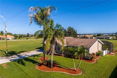 Charlotte County, Collier County, Desoto County, Glades County, Hendry County, Lee County, Sarasota County Single Family Home For Sale: 7316 S Blue Sage
