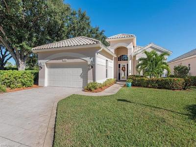 Bonita Springs Single Family Home For Sale: 24705 Hollybrier Ln