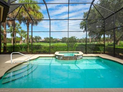 Estero Single Family Home For Sale: 10088 Magnolia Bend
