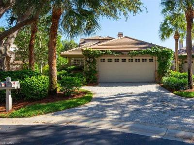 Bonita Springs Single Family Home For Sale: 3440 Thornbury Ln