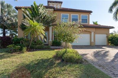 Cape Coral Single Family Home For Sale: 4403 Chiquita Blvd S