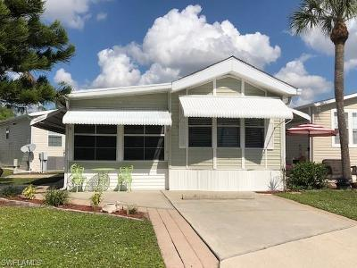 Estero Condo/Townhouse For Sale: 4640 Lincoln Ln E