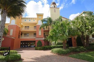 Estero Condo/Townhouse For Sale: 8589 Via Garibaldi Cir #301