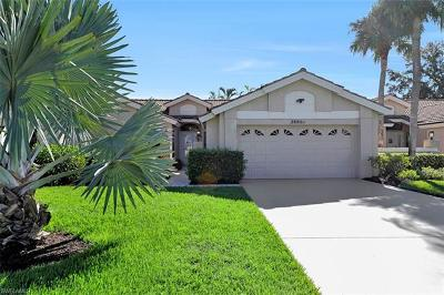 Bonita Springs Single Family Home For Sale: 28861 Marsh Elder Ct