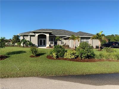 Lehigh Acres Single Family Home For Sale