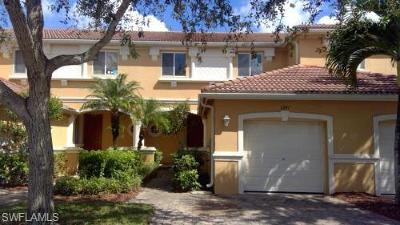 Fort Myers Condo/Townhouse For Sale: 3247 Antica St