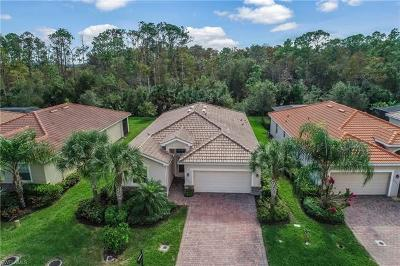 Bonita Springs Single Family Home Pending With Contingencies: 10468 Yorkstone Dr