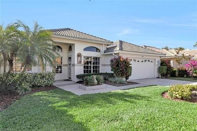 Bonita Springs Single Family Home Pending With Contingencies: 12678 Buttonbush Pl