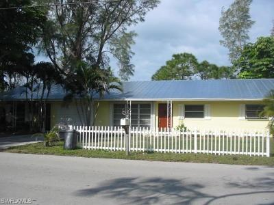 Bonita Springs Multi Family Home Pending With Contingencies: 27710 Riverdale Ln