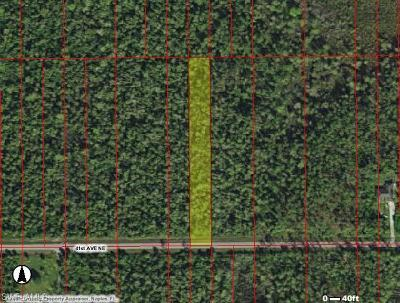 Collier County Residential Lots & Land For Sale: 41st Ave NE