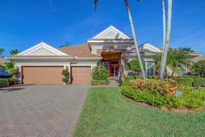 Estero Single Family Home For Sale: 20284 Leopard Ln