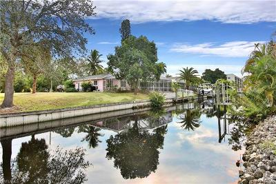Bonita Springs, Cape Coral, Fort Myers, Fort Myers Beach Single Family Home For Sale: 27280 Barbarosa St