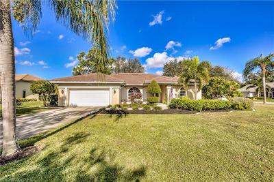Fort Myers Single Family Home Pending With Contingencies: 12511 Morning Glory Ln