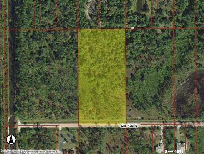 Collier County Residential Lots & Land For Sale: 62nd Ave NE