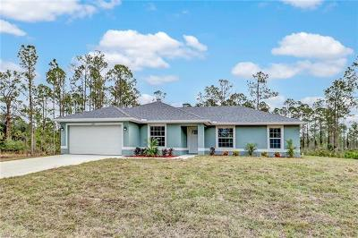 Fort Myers FL Single Family Home For Sale: $270,000