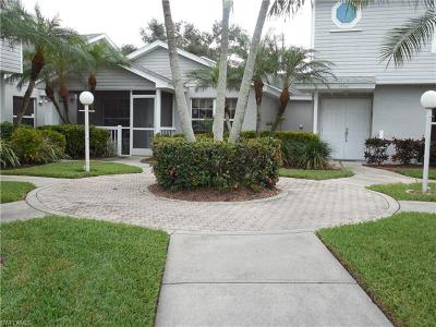 Fort Myers Condo/Townhouse For Sale: 14539 Cypress Trace Ct