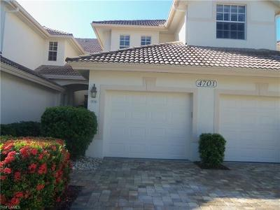 Bonita Springs Condo/Townhouse For Sale: 4701 Montego Pointe Way #102