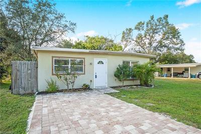Fort Myers Single Family Home For Sale: 342 Ottumwa Ave