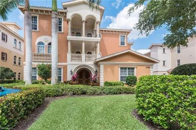 Miromar Lakes Condo/Townhouse For Sale: 17750 Via Bella Acqua Ct #301