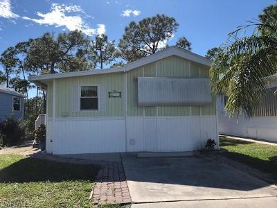 Estero FL Condo/Townhouse For Sale: $110,000