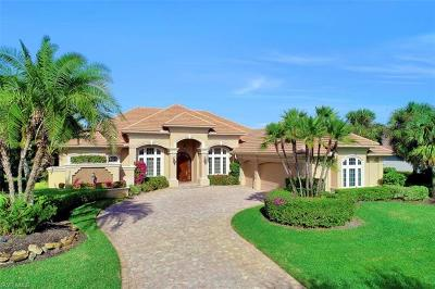 Estero Single Family Home For Sale: 10016 Orchid Ridge Ln