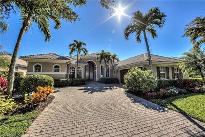 Estero Single Family Home For Sale: 9169 Hollow Pine Dr