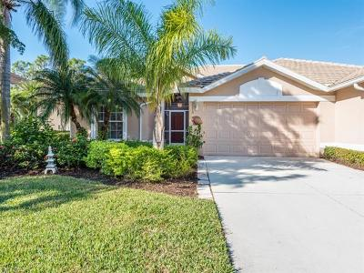 Naples Single Family Home For Sale: 3973 Cordgrass Way #D-17