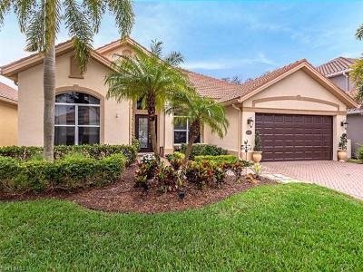 Estero Single Family Home For Sale: 21889 Bella Terra Blvd