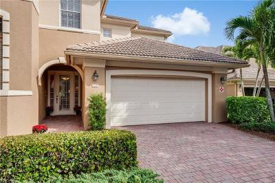 Estero Condo/Townhouse For Sale: 23731 Merano Ct #102