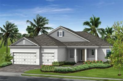 Estero FL Single Family Home For Sale: $645,253