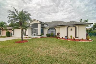 Lehigh Acres Single Family Home For Sale: 2508 Elva Pl