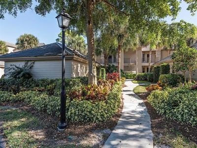 Bonita Springs Condo/Townhouse For Sale: 27191 Oakwood Lake Dr #101