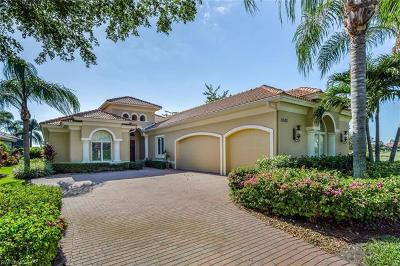 Estero Single Family Home Pending With Contingencies: 11500 Amalfi Way