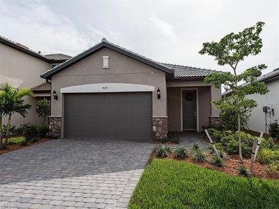 Fort Myers Single Family Home For Sale: 9271 Bramley Ter