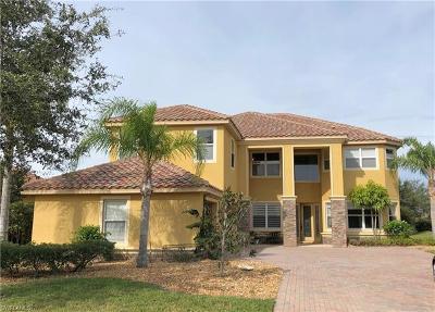 Estero Single Family Home For Sale: 13268 Lazzaro Ct