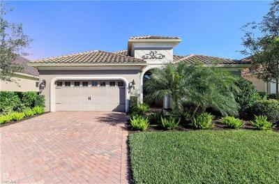 Estero, Bonita Springs Single Family Home For Sale: 21283 Estero Vista Ct