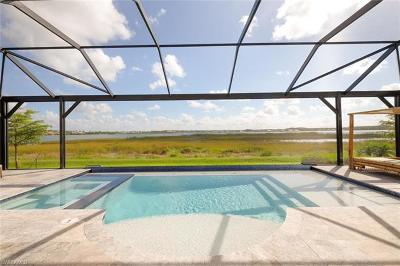 Estero Single Family Home For Sale: 20349 Corkscrew Shores Blvd