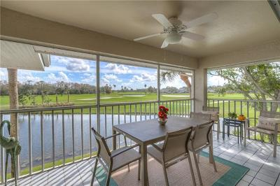 Naples Condo/Townhouse For Sale: 6280 Bellerive Ave #2-205