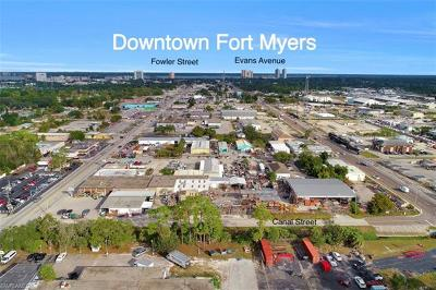 Fort Myers Commercial For Sale: 2765 Fowler St