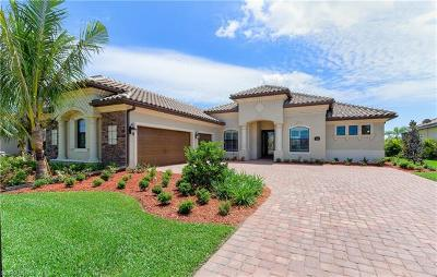 Bonita Springs Single Family Home For Sale: 17121 Cherrywood Ct