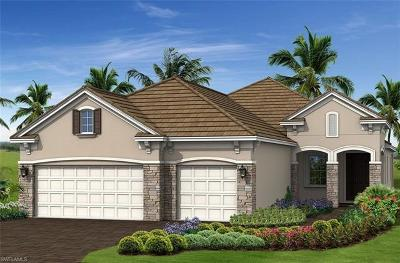 Fort Myers Single Family Home For Sale: 13592 Starwood Ln