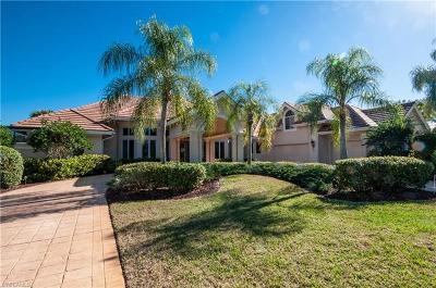 Estero Single Family Home For Sale: 23681 Waterside Dr