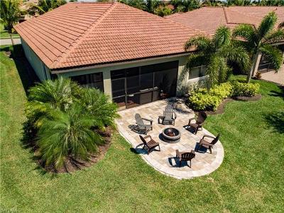 Bonita Springs Single Family Home For Sale: 26100 Saint Michael Ln