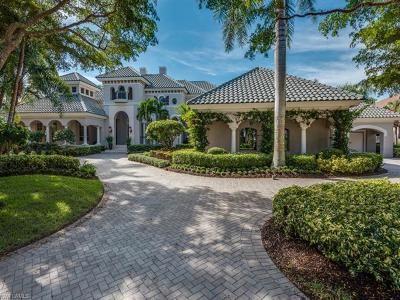 Bonita Springs Single Family Home For Sale: 26230 Woodlyn Dr