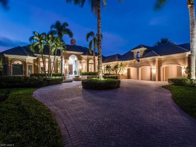 Bonita Springs FL Single Family Home Pending With Contingencies: $2,650,000