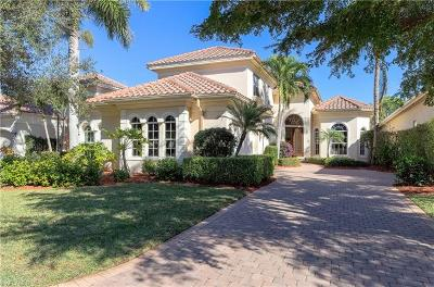Estero Single Family Home For Sale: 22017 Natures Cove Ct