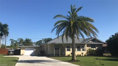 Bonita Springs Single Family Home For Sale: 27379 Pullen Ave