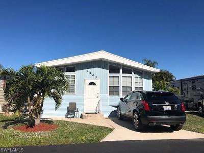 Estero FL Condo/Townhouse For Sale: $122,000