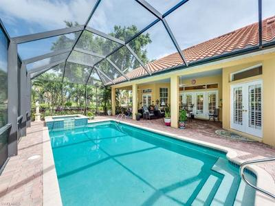 Bonita Springs Single Family Home Pending With Contingencies: 3511 Pine Fern Ln